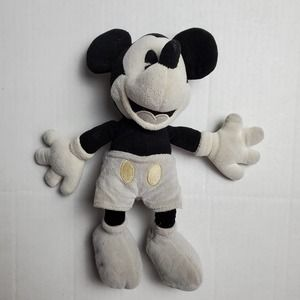 4/$40 Disney Parks  Mickey Mouse Plush 7""
